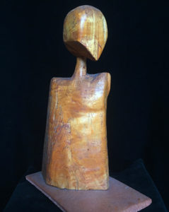 Trophée de la diversité culturelle, sculpture par Niko